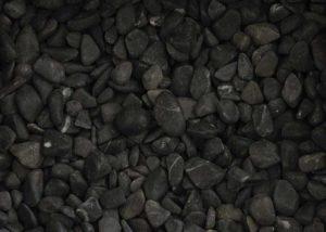 Piedra de Marmol Negra Piñon