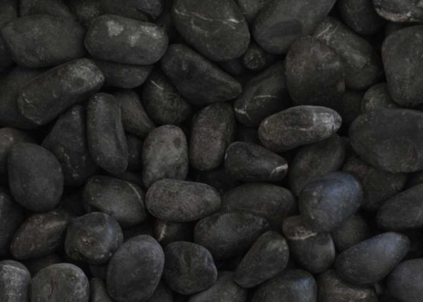 "Piedra de Marmol Negra 1"""