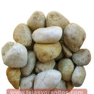 Piedra de Mármol Amarilla Limón 2.5
