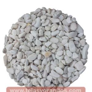 Piedra de Mármol Blanca Piñon 1.2