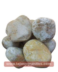Piedra de Mármol Amarilla Naranja
