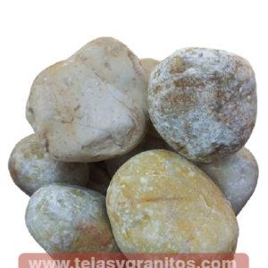 Piedra de Mármol Naranja 3.5