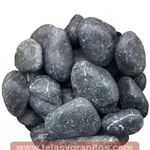 Piedra de Mármol Negra Limón 2.5