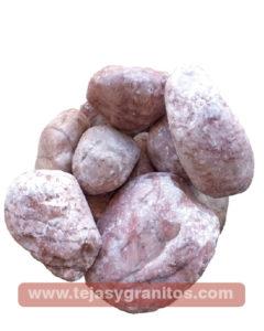 Piedra de Mármol Rosa Naranja