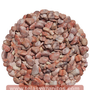 Piedra de Mármol Rosa Piñon 1.2