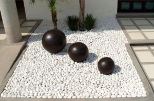 Piedra de Marmol Blanca