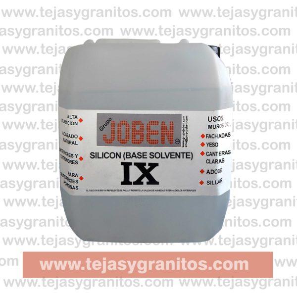 Silicon IX Base Solvente