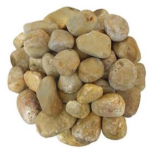 """Piedra de Marmol Amarilla 1.5"""""""