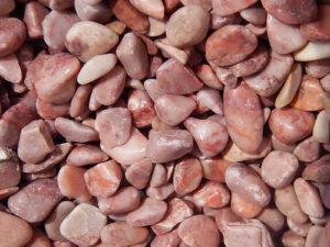 Piedra de Marmol rosa