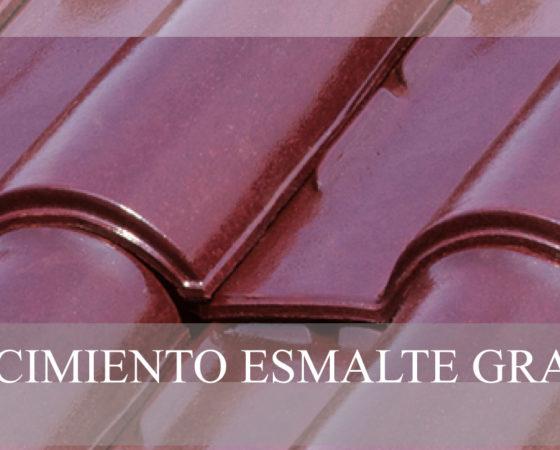 Renacimiento esmalte Granada