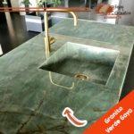 Granito Verde Gaya