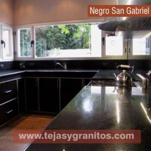 cubierta Negro San Gabriel