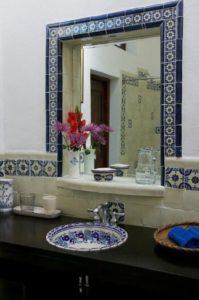 Talavera Lace Azul