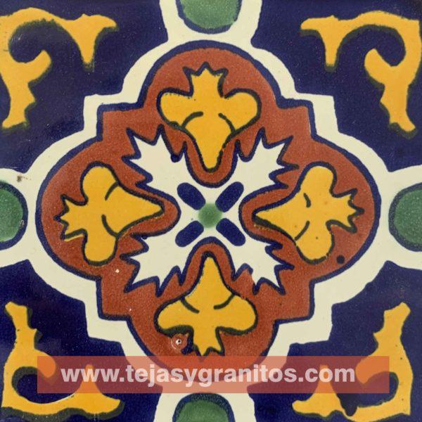 Azulejo de Talavera Dolores