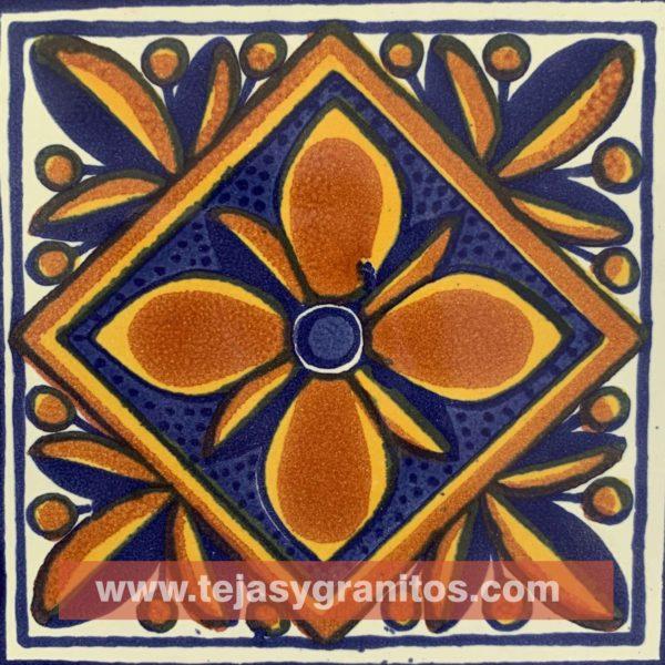 Azulejo de Talavera Jessenia