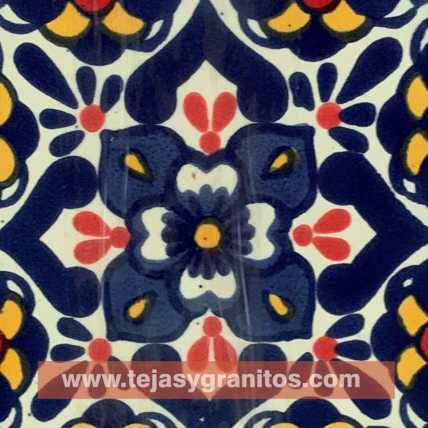 Azulejo de Talavera Tonala