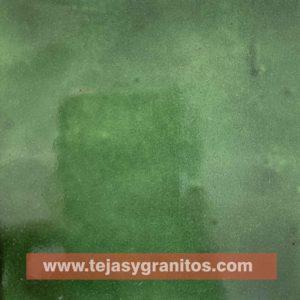 Verde Deslavado 10x10cm