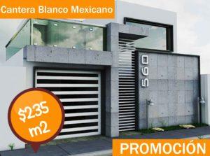 Promocion Cantera Blanco Mexicano Web