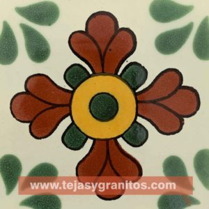 Seville Verde 10x10cm
