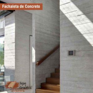 Fachaleta de Concreto