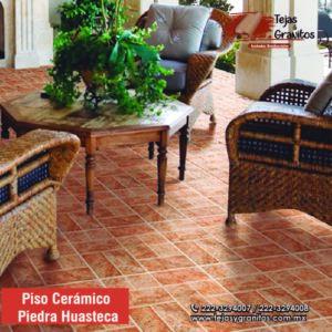 Piso Ceramico Piedra Huasteca