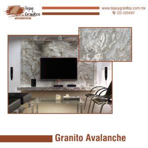 Granito Avalanche