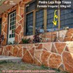 Piedra Laja Rojo Tlayua