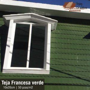 Teja Francesa y Corteza
