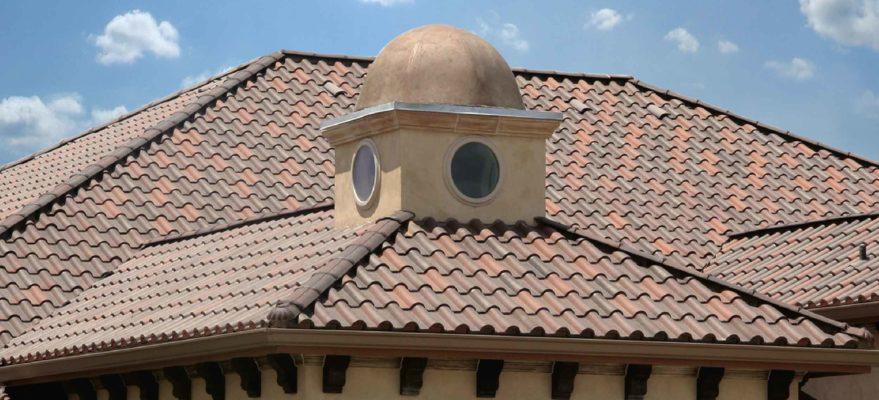 Teja Renacimiento Toscano Antique