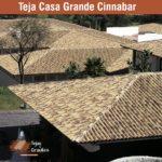 Teja Casa Grande Cinnabar